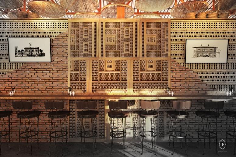 Restaurant 432 sq.m.